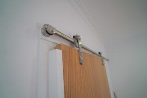 Sliding Barn Doors / Open Rail System 1