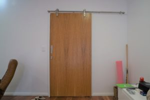 Sliding Barn Doors / Open Rail System 2