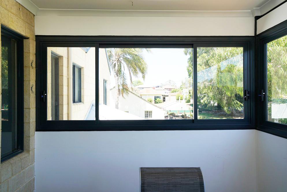 aluminium sliding window perth