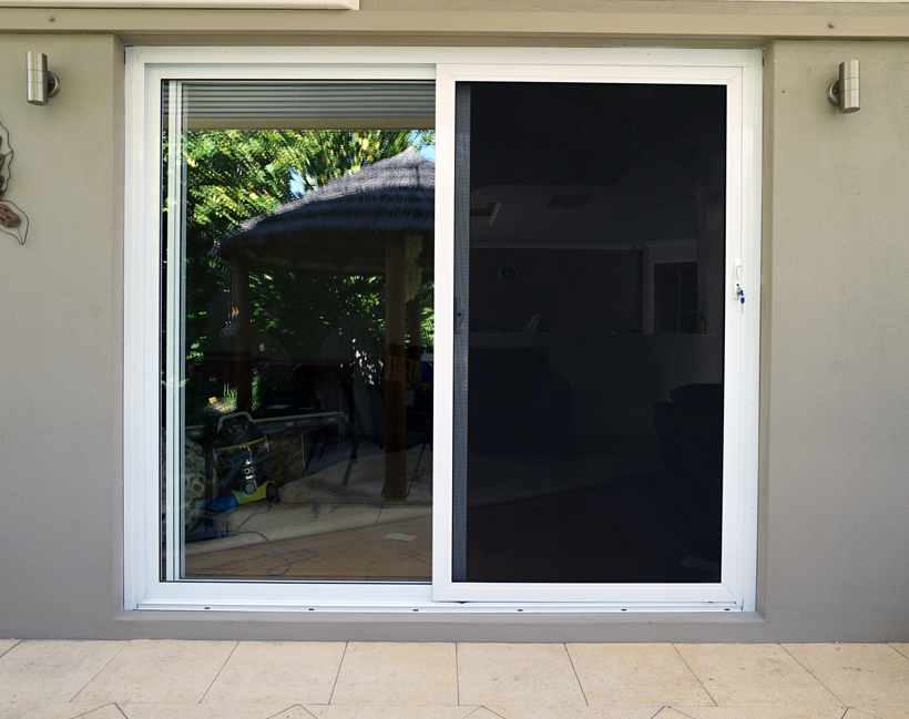sliding aluminium doors perth